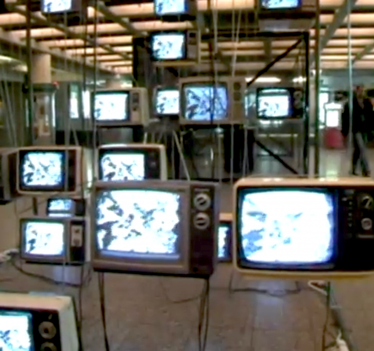 2005 | Vetroy | installation AV